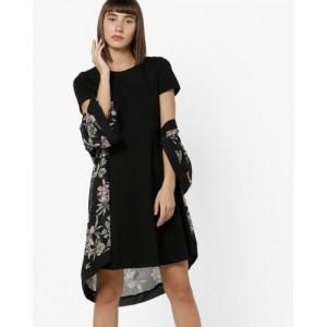 Vero Moda A-line Dress with Belt Loops