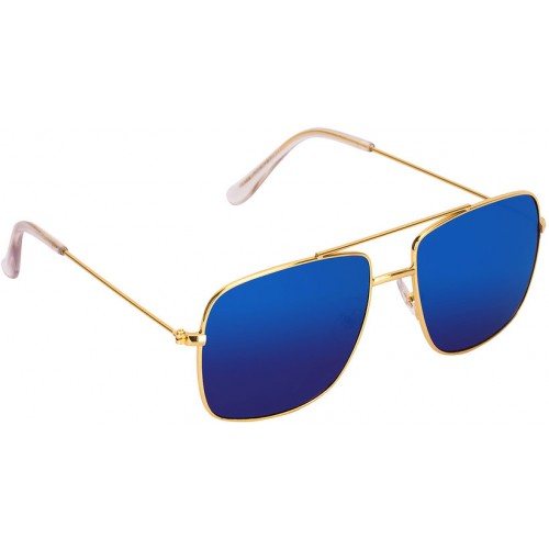 6e8a5df3368 Buy Redex Blue Rectangle Sunglasses ( 1333 ) online