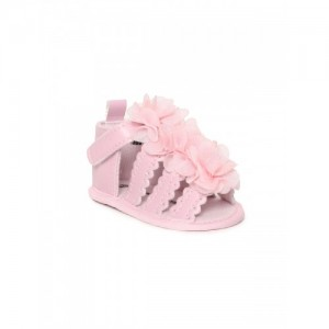 Fame Forever by Lifestyle Girls Pink Fisherman Sandals