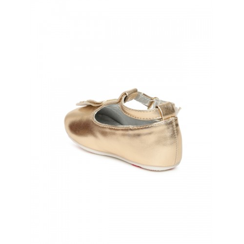 cf808bbadd5f Buy Fame Forever by Lifestyle Girls Rose Gold-Toned Ballerinas ...