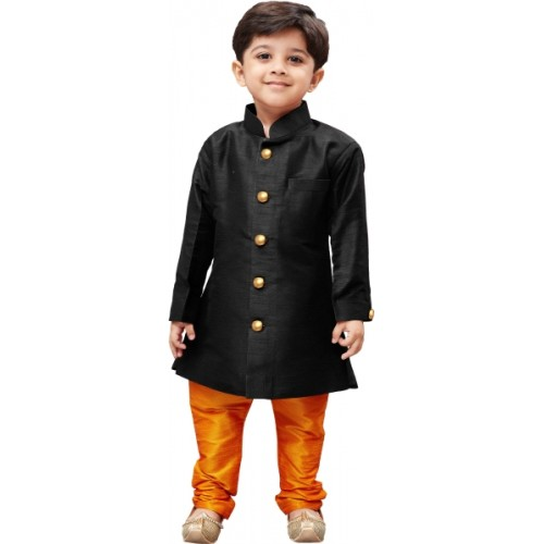 ab4a12889 ... JBN Creation Boys Festive & Party, Wedding Kurta and Pyjama ...