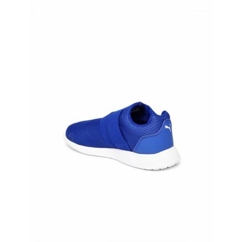 Puma Unisex Blue ST Trainer Evo AC PS Sneakers