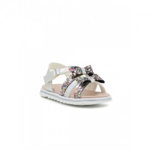 Fame Forever by Lifestyle Girls Silver-Toned Sandals