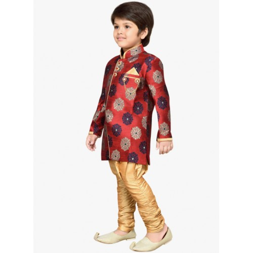 AJ Dezines Kids Festive Sherwani for Boys