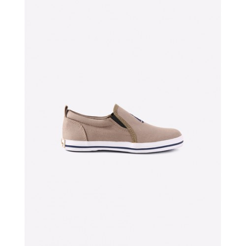 West bay Canvas Slip-On Sneakers