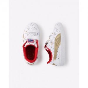 Puma JL Wonder Woman Basket Sneakers