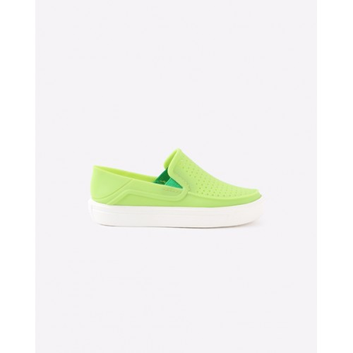 CROCS Croslite Casual Shoes with Cutout Upper