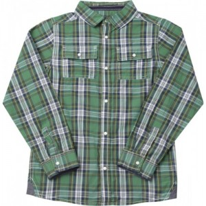 Mothercare Boys Checkered Casual Spread Shirt