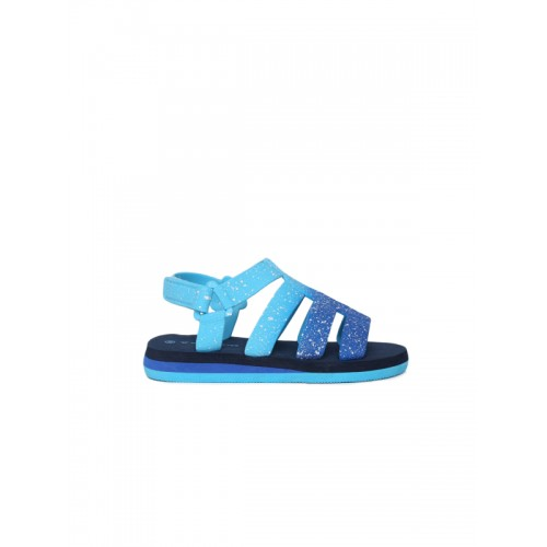 Fame Forever by Lifestyle Boys Blue Comfort Sandals
