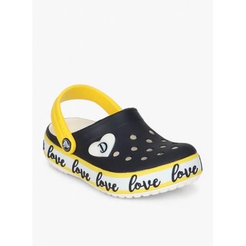 18dd24f2084b Buy Crocs Drew X Crocband Navy Blue Clog Sandals online