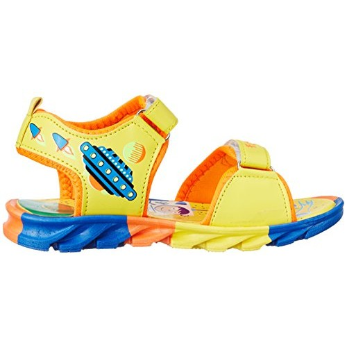Footfun (from Liberty) Unisex Kld-001 Sandals and Floaters
