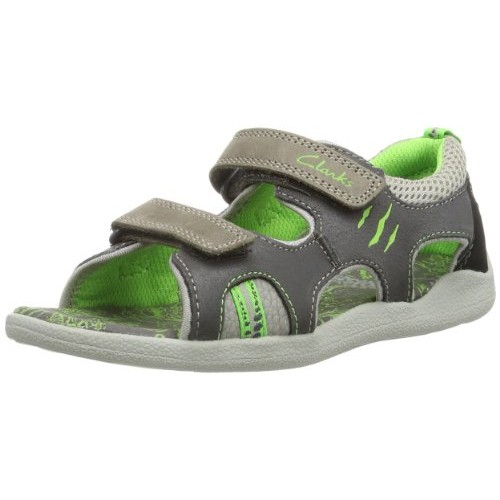 Clarks Boy's Stompwave Inf Sandals and Floaters