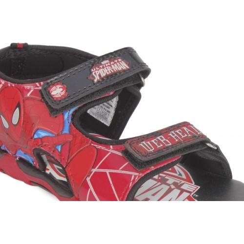 Spiderman Boys Velcro Sports Sandals