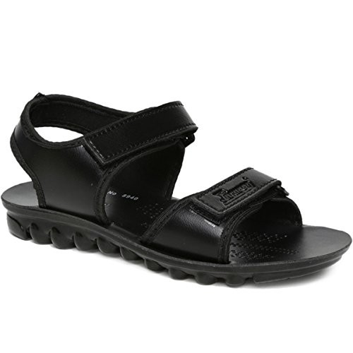 Paragon Kids Black Sandal Slipper