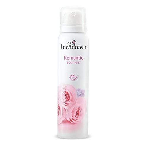 Enchanteur Romantic Body Mist For Women 150ml
