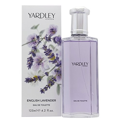 Yardley London - English Lavender Eau de Toilette for Women 125ml