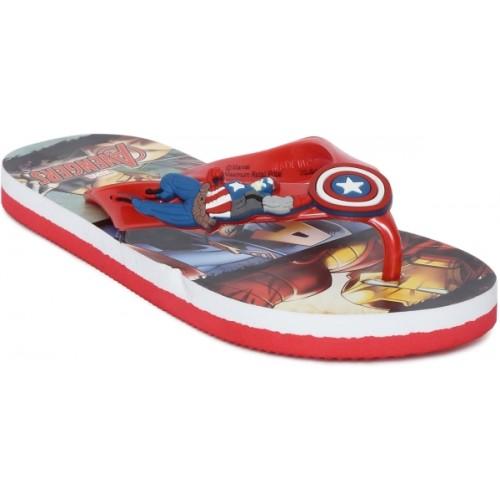 Disney Boys Slip On Slipper Flip Flop
