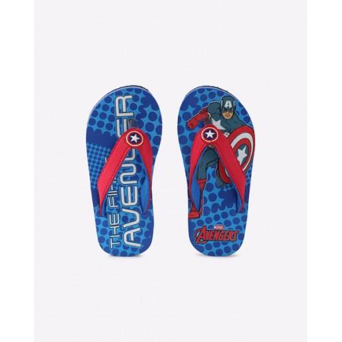 3de22039e7e6 Buy toothless Captain America Print Thong-Style Flip-Flops online ...