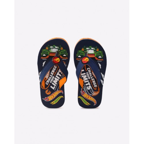 66507427aea Buy toothless Hot Wheels Print Thong-Style Flip-Flops online ...