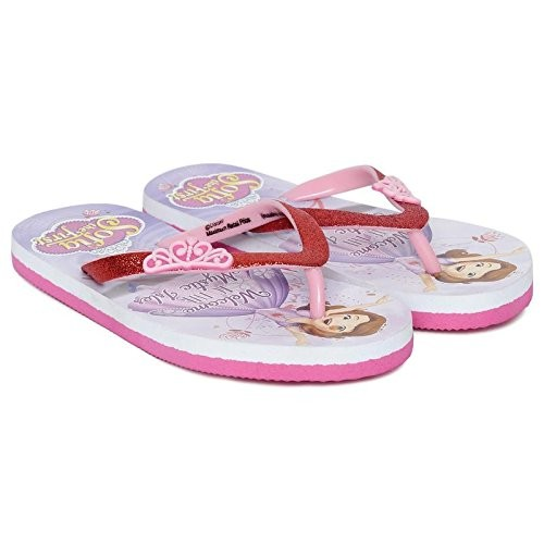 Sofia The First Girl's Flip-Flops