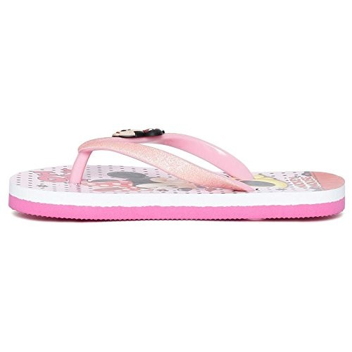 Minnie Girl's Flip-Flops