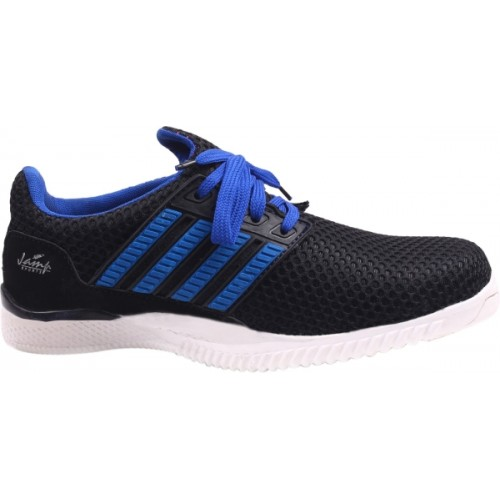 Butchi Butchi Mesh Black Sport Shoes Casuals For Men