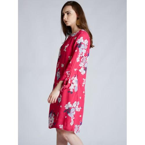 Harpa Women's A-line Pink Dress