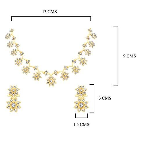 Sukkhi Jewellery Sets for Women (Golden) (N71439GLDPAP600)