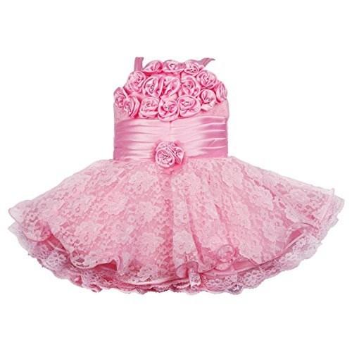 5f2b41f0775f7 Buy Wish Karo Girls' Party Wear Frock Dress online | Looksgud.in