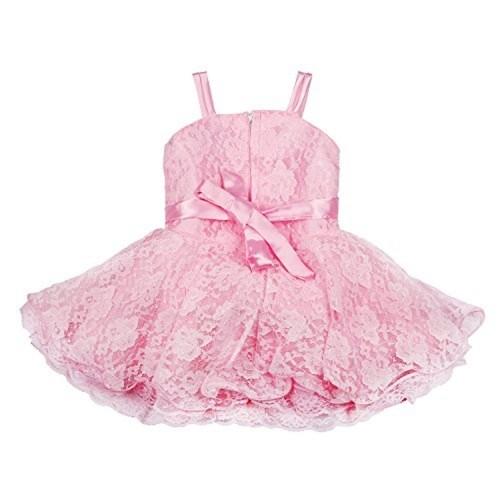 3193e77aff0b Buy Wish Karo Girls' Party Wear Frock Dress online   Looksgud.in