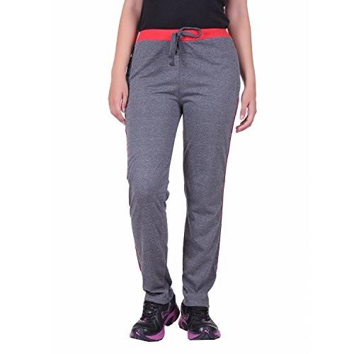 DFH Women's Regular Fit Track Pant