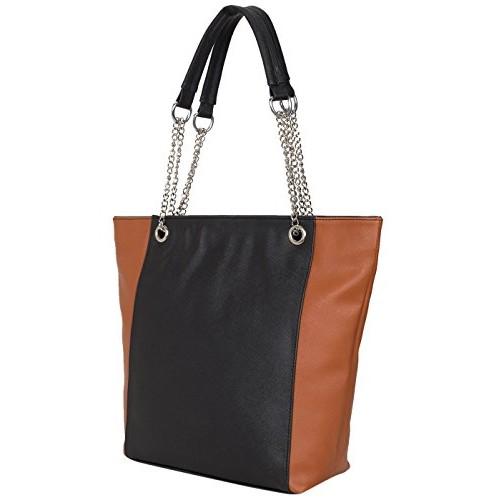 ADISA AD4042 women handbag with sling bag combo