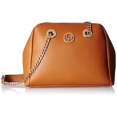 Lino Perros Men's Handbag (Tan)