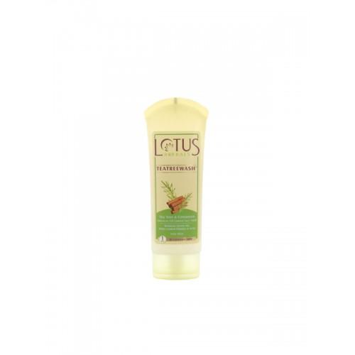 Lotus Herbals Tea Tree Face Wash