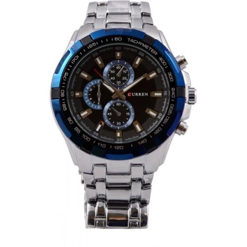 Curren WR555 Metallic Watch  - For Men