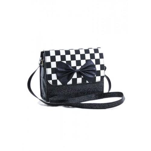 5170d56307 Buy Voaka Women s Black White Party Wear Sling online