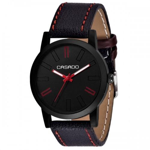 Casado 1530BLRD (1199)BOLD RED Watch  - For Men