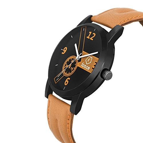 Generic Analogue Multi-Colour Dial Mens Watch-Ff-013