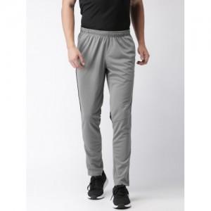 2GO Grey Slim Fit Running Track Pants
