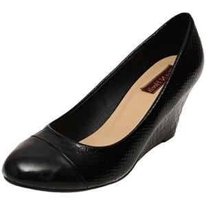 Flat n Heels Women's Synthetic Wedges