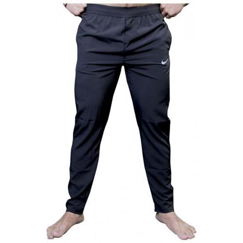 717909cbd8c1 Buy Nike Black Polyester Lycra Track pant online