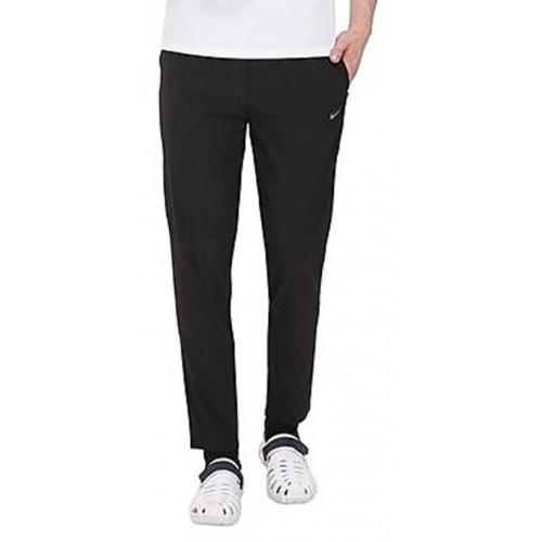 306f4a35acd4 Buy Nike Black Polyester Lycra Track pants online