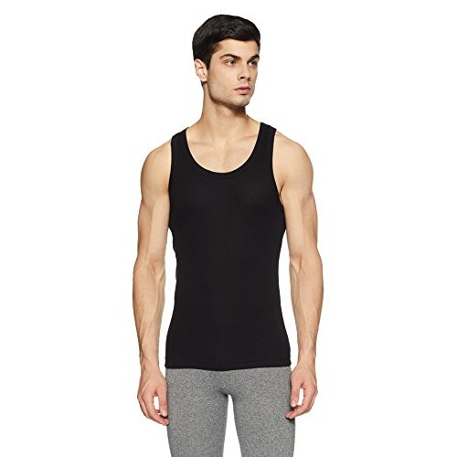 b8d4eb2ad434e7 Buy Macroman M Series Men's Cotton Vest online | Looksgud.in