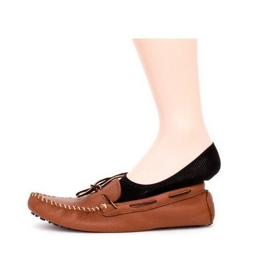 Tex Home (Pack of 5) Premium Mercerised Anti Slip Cotton Loafers No show Socks For Men, Women, Boys & Girls , Anti-slip silicone Technology | Unisex Cotton