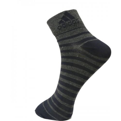 ADIDAS Men Solid Ankle Length Socks