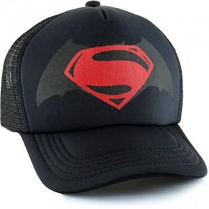 352fbec4786 Michelangelo Black Superman HALF NET Cap For Men Girl Womens UNISEX CAP