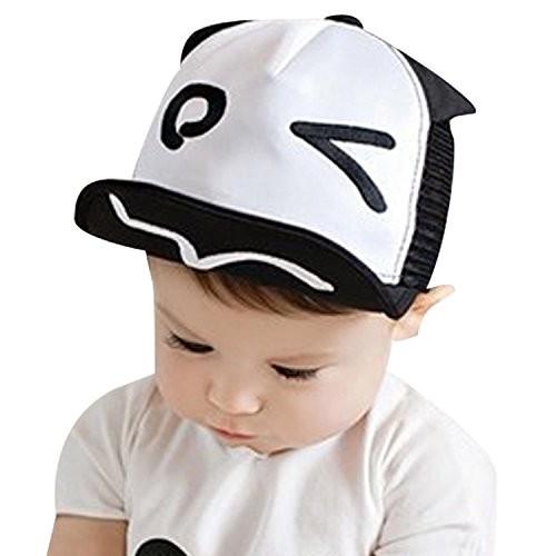 4fdef6f3 ... Rrimin Baby Hats Baseball Cap Baby Boys Beret Baby Girls Sun Hat ...