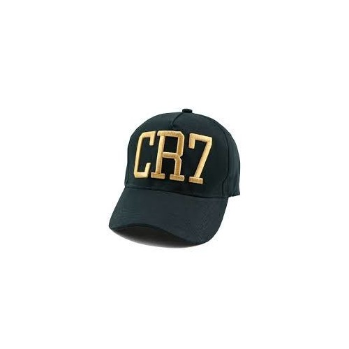 ... Merchant eShop Cristiano Ronaldo Black Leather Hip Hop Cap for Men s ... ed37117d41f