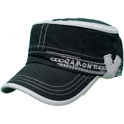 083850990d9 ... Friendskart Printed Military Hat Man Spring Leisure Caps Summer Fashion  Flat Cap Fashion Cotton Cap Cap ...