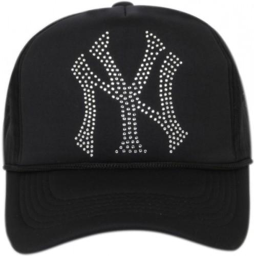 10356409 Buy ILU NY, caps, black, cotton, Rhinestone, Baseball, caps, Hip Hop ...